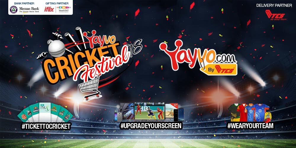 PSL 2018: Yayvo Cricket Festival Becomes Greater Than Ever!