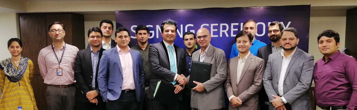Telenor Microfinance Bank and Pakistan Tobacco Company Limited to Digitize Retailer to Distributor Payments