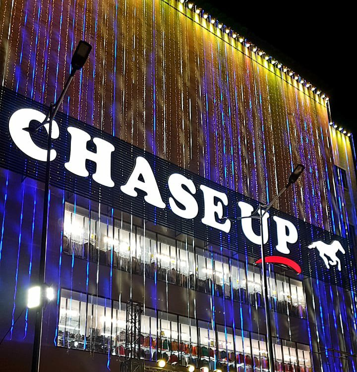 Chase Up reaches to Gujranwala with amazing discounts