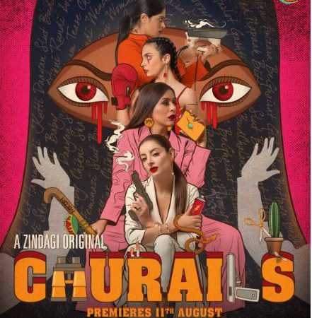 ZEE5 Global Drops Trailer of AsimAbbasi's Web series 'Churails'