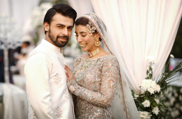 Social Media Reacts Over Rumors Of Urwa Hocane & Farhan Saeed's Separation