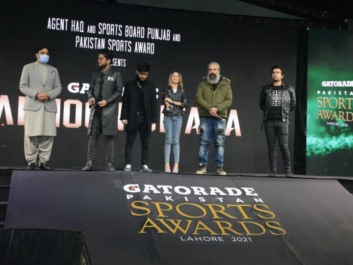 Pakistan Sports Awards in collaboration with Gatorade Pakistan launch a sports anthem, Mai Hoon Sitara