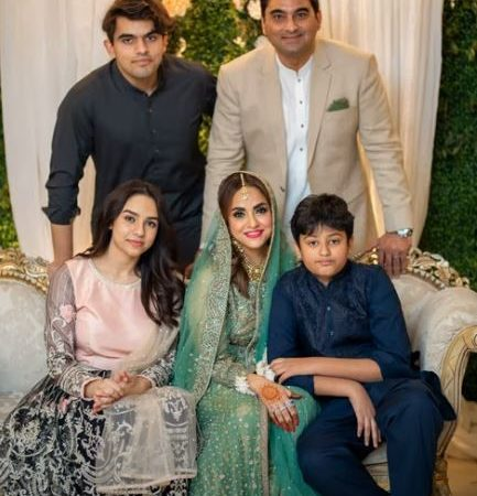 Nadia Khan Introduces Her Husband to the World