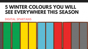 5 Winter Colours You Will See Everywhere This Season
