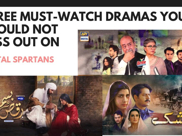 Three Must-Watch Dramas You Should Not Miss Out On