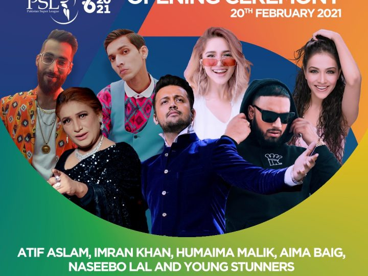 Glittering opening ceremony lined-up for HBL Pakistan Super League 6