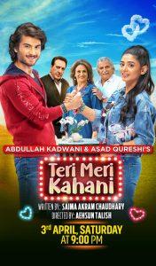 7th Sky Entertainment brings another fun-filled and romantic telefilm 'Teri Meri Kahani'
