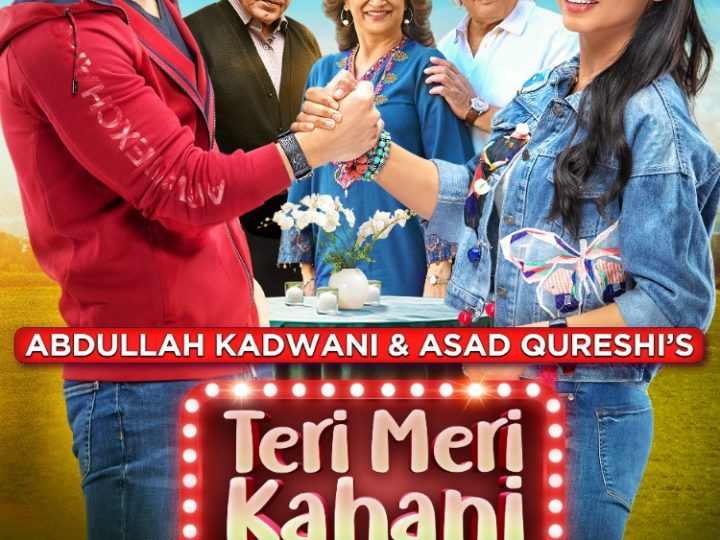 7th Sky Entertainment brings another fun-filled and romantic telefilm 'Teri Meri Kahani'