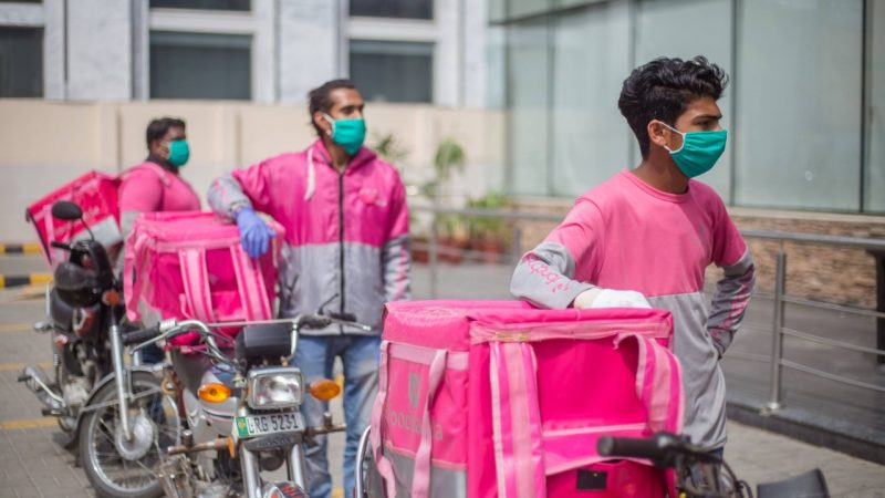 foodpanda Announces Rs. 1 Crore in Cash Incentives for Vaccinating Riders