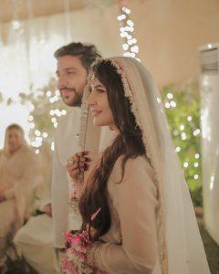 Areeba Habib shares photos from her engagement on social media