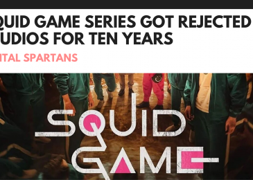 Squid Game series got rejected by studios for ten years