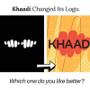 Khaadi Changes Its Logo and Pakistani Twitter Is Not Ready to Accept It